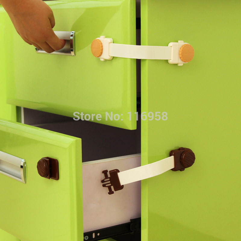 Baby Proof Cabinets DIY  Diy Baby Drawer Locks Diy Do It Your Self