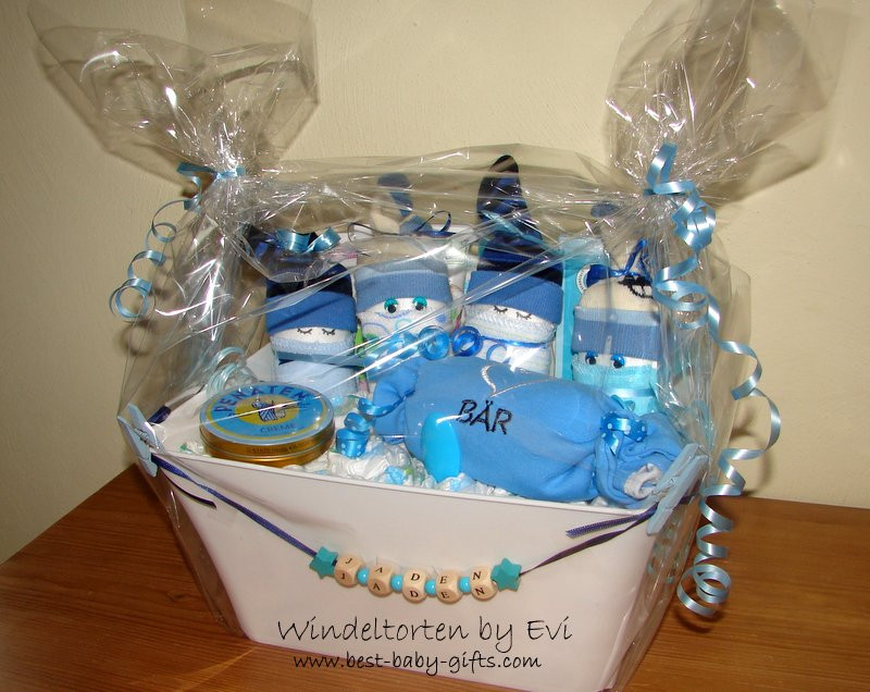Baby Shower Gift Basket Ideas For Guests  Homemade Baby Shower Gifts special and always appreciated