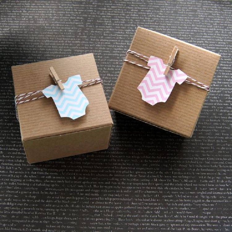 Best ideas about Baby Shower Gift Box Ideas . Save or Pin Unique Baby Shower Gifts and Clever Gift Wrapping Ideas Now.