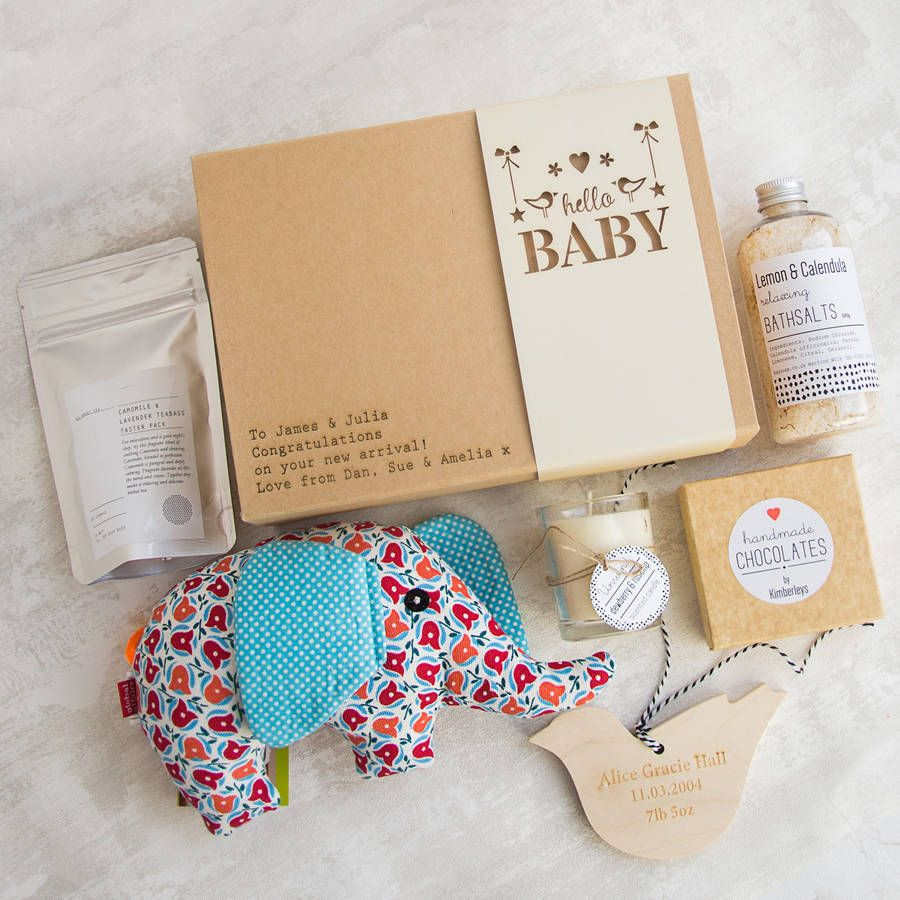Best ideas about Baby Shower Gift Box Ideas . Save or Pin Image result for hello baby box Now.