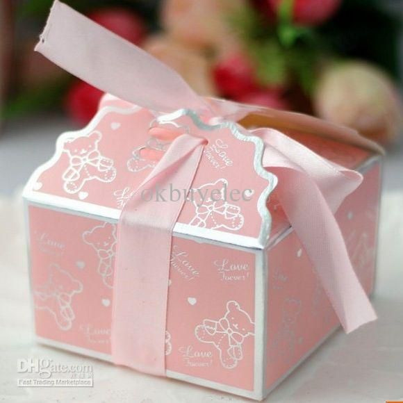 Best ideas about Baby Shower Gift Box Ideas . Save or Pin 14 best Baby Shower Favor Ideas images on Pinterest Now.