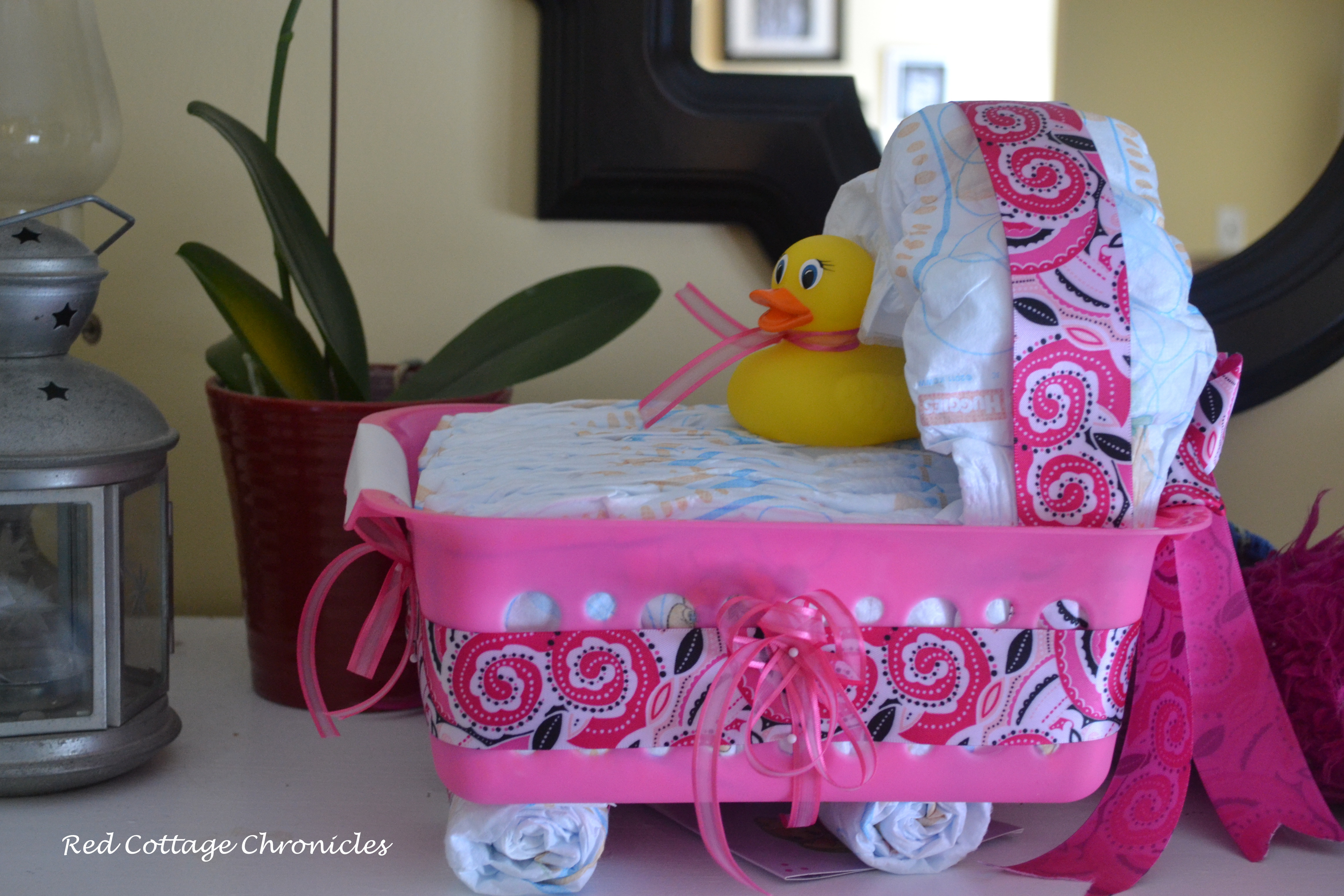 Baby Shower Gift Ideas For A Girl  This Baby Shower Gift Idea is a practical t any new mom