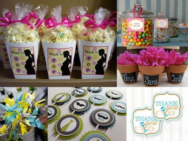 Baby Shower Gift Ideas For Guests  Popcorn for baby shower t ideas for guests
