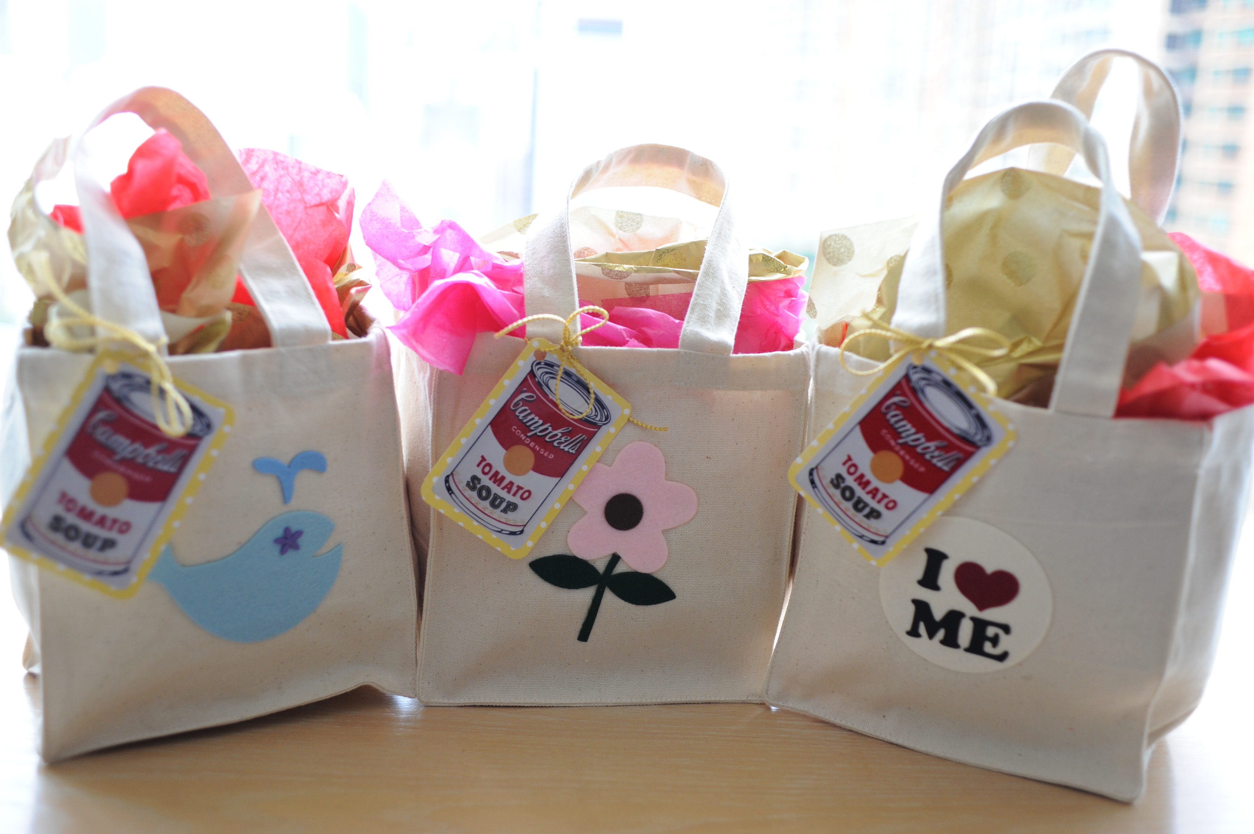 Baby Shower Gift Ideas For Guests  Homemade Bags Ideas Style Guru Fashion Glitz Glamour