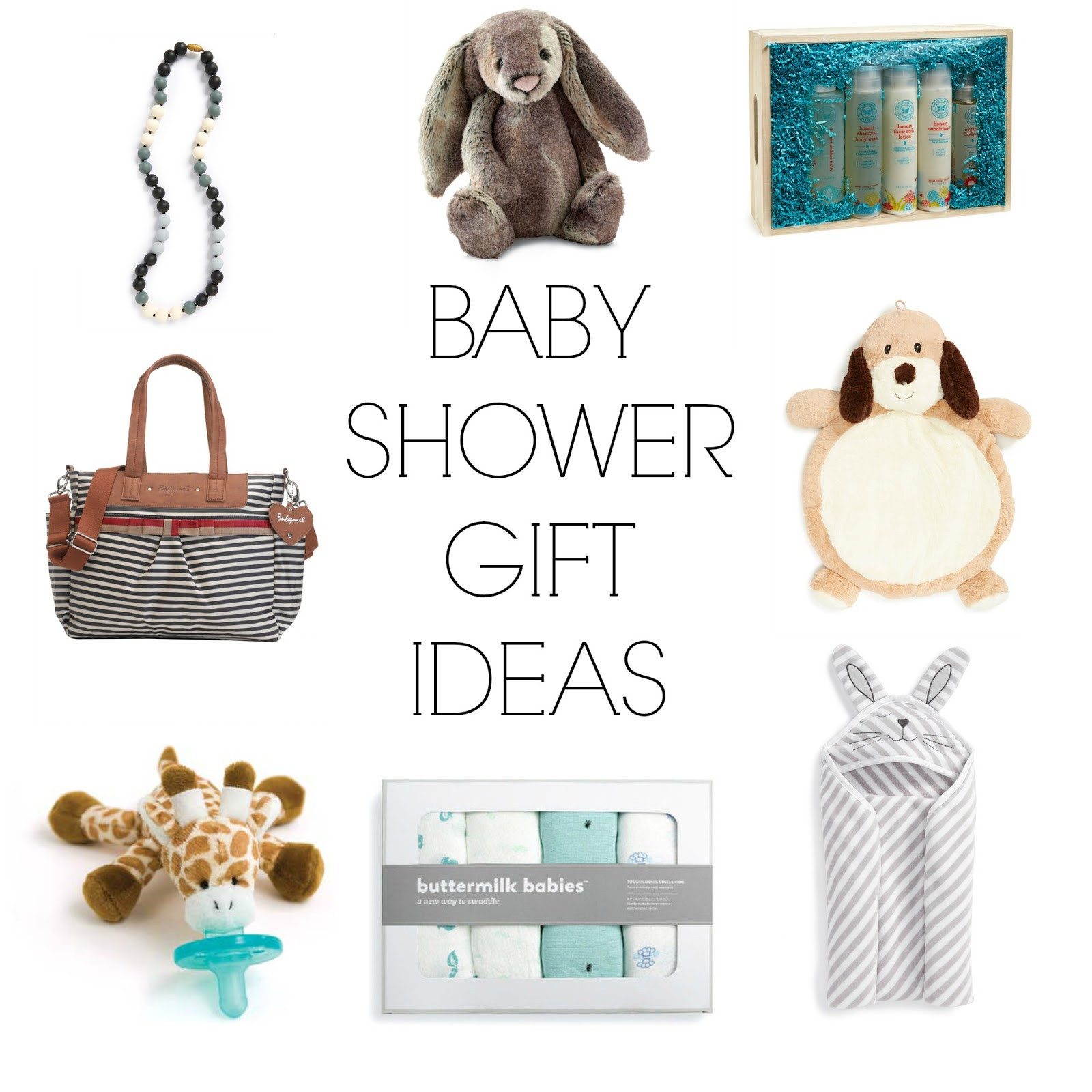 Baby Shower Giveaway Gift Ideas  Baby Shower Gift Ideas Buttermilk Babies Giveaway