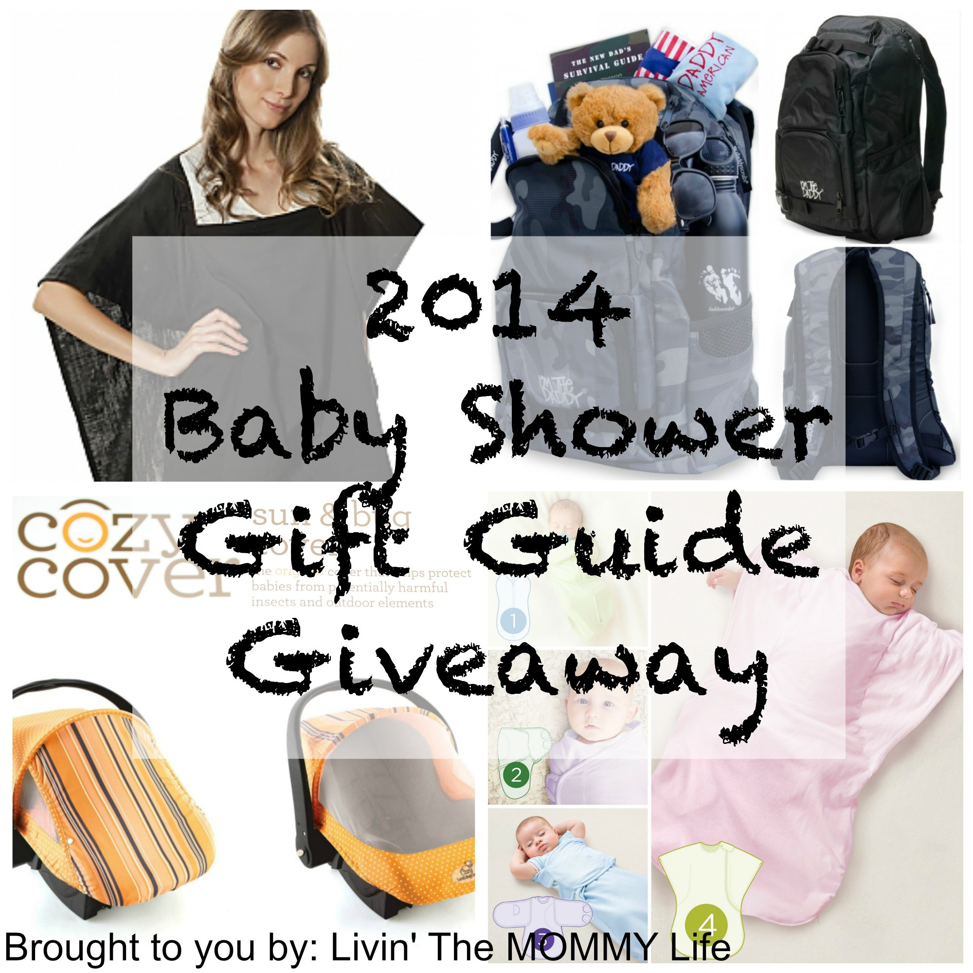 Baby Shower Giveaway Gift Ideas  Baby Shower Gift Guide Giveaway