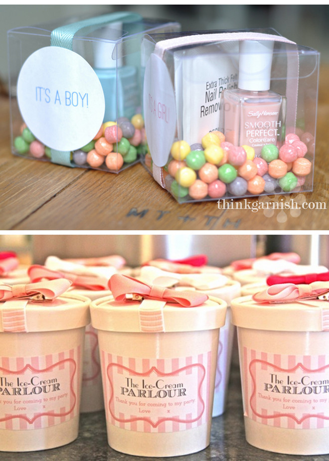 Baby Shower Giveaway Gift Ideas  GIVEAWAY Add a little GARNISH to your Celebrations