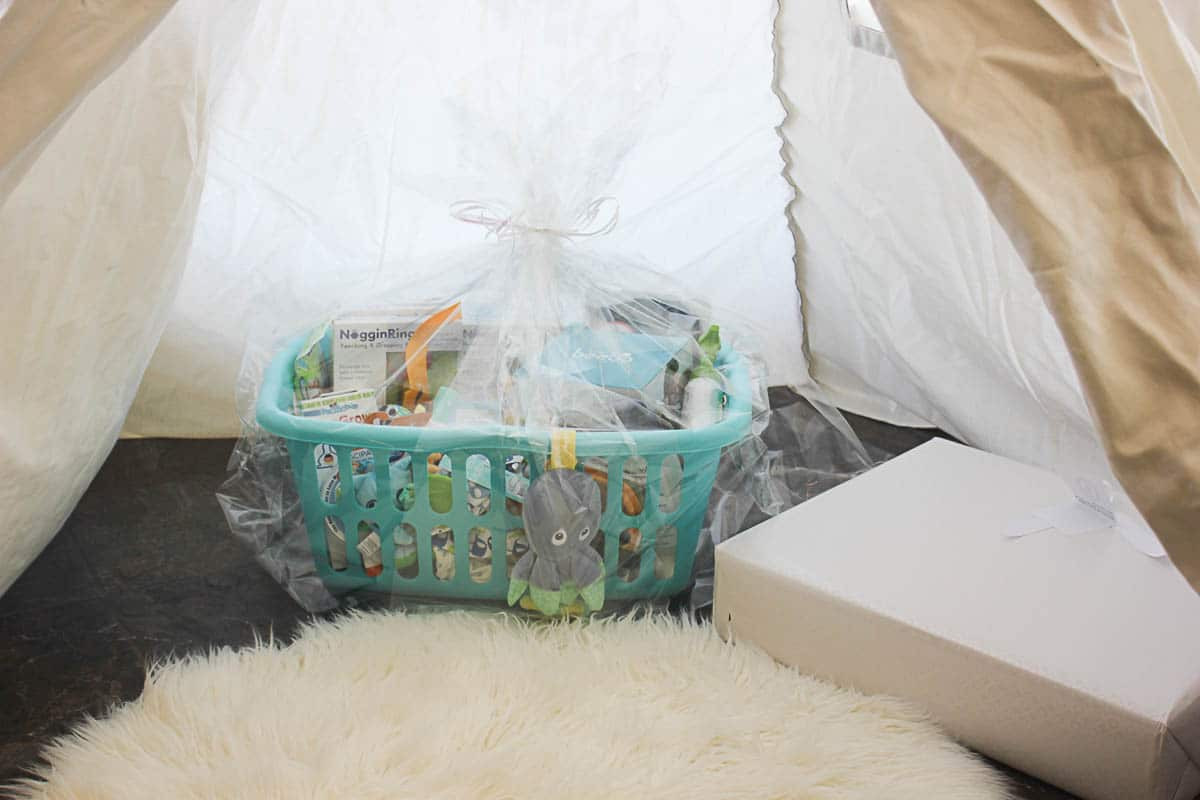 Baby Shower Giveaway Gift Ideas  Baby Shower Gift Basket Ideas Giveaway Valued at over