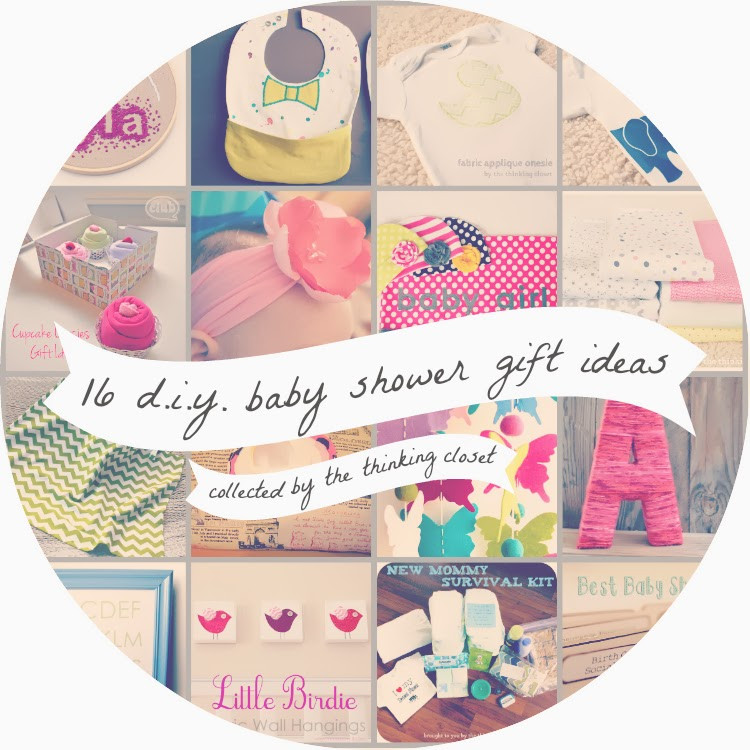 Best ideas about Baby Shower Guest Gift Ideas . Save or Pin Guest Post 16 DIY Baby Shower Gift Ideas by Lauren of Now.