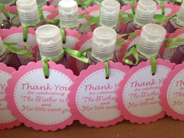 Best ideas about Baby Shower Guest Gift Ideas . Save or Pin Baby Shower Tokens For Guests Favors For A Ba Shower Ba Now.