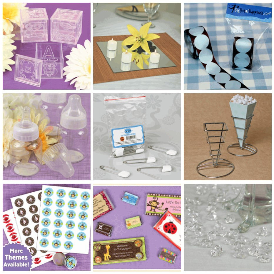 Baby Shower Party Favors DIY  DIY Baby Shower