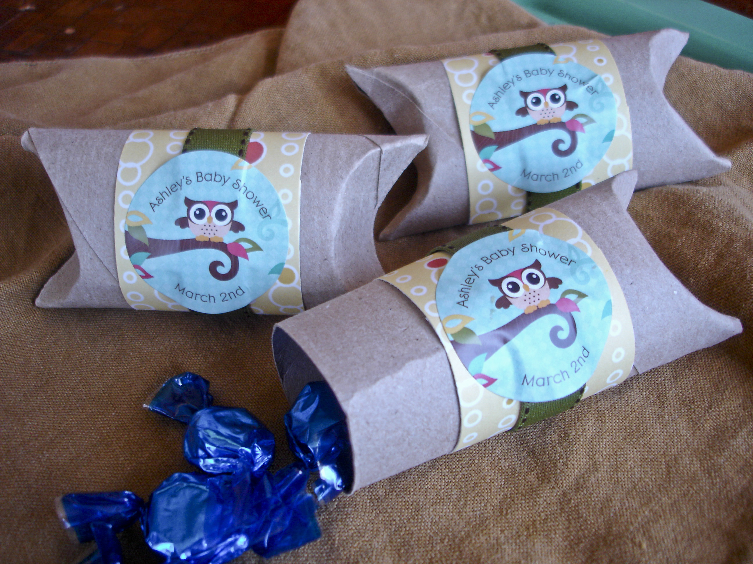 Baby Shower Party Favors DIY  Baby Shower Favors DIY Favor Boxes