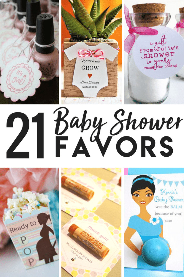 Baby Shower Thank You Gift Ideas For Guests  Baby Shower Favor Ideas Swaddles n Bottles