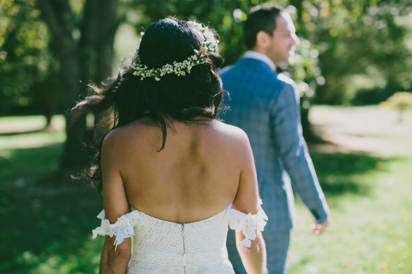 Best ideas about Baby'S Breath Flower Crown . Save or Pin 10 Stunning DIY Ideas from mywedding Magazine Now.