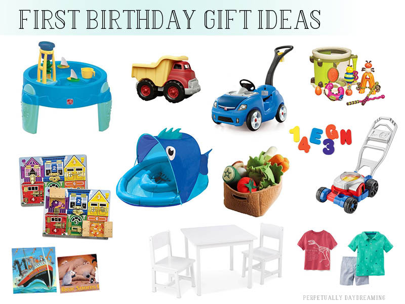 Best ideas about Baby'S First Birthday Gift Ideas . Save or Pin Gift Ideas for e Year Old Boys Perpetually Daydreaming Now.