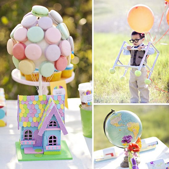 Best ideas about Baby'S First Birthday Gift Ideas . Save or Pin 10 Super Cute First Birthday Party Ideas Now.