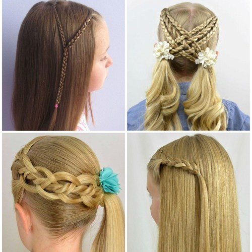 Back To School Hairstyles Braids  20 Back to School Braids Babes In Hairland