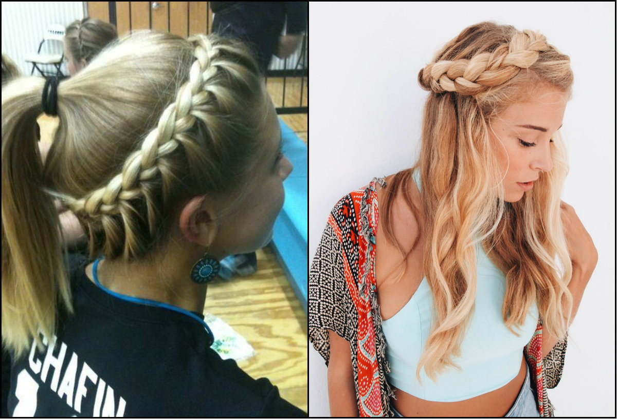Back To School Hairstyles Braids  Dainty Back to School Hairstyles To Impress Your Mates