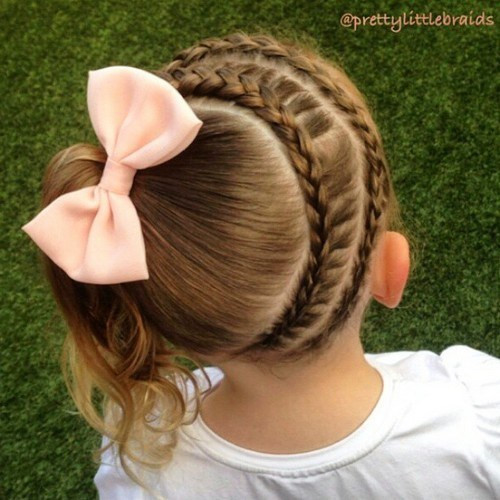 Back To School Hairstyles Braids  20 Creative Braided Back to School Haistyles