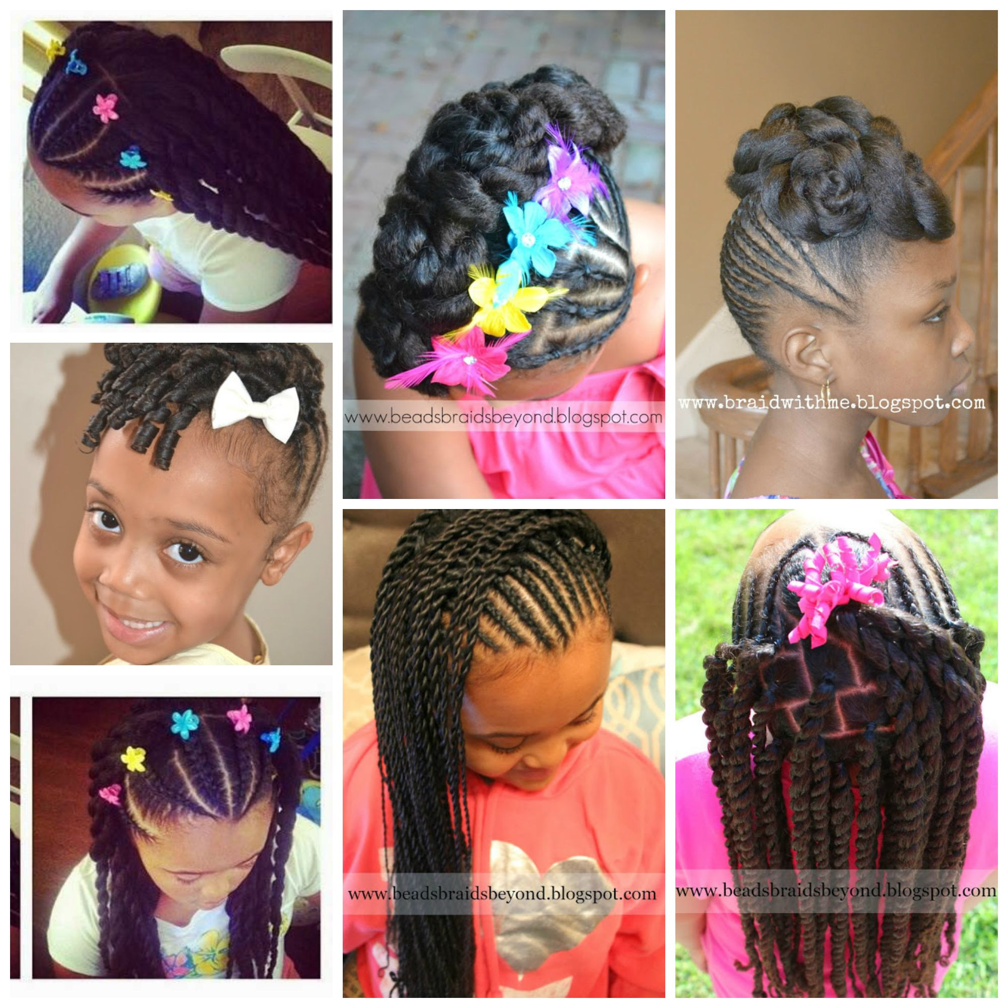 Back To School Hairstyles Braids  Back to School Braids Styles for Little Girls JJBraids