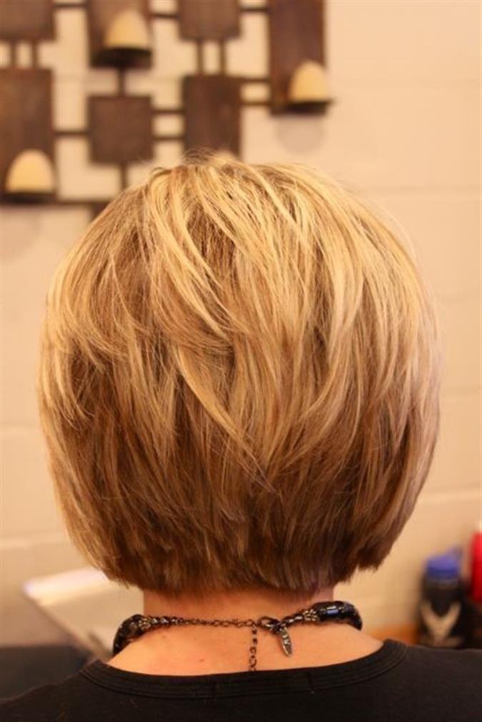 Back View Of Bob Haircuts  17 Medium Length Bob Haircuts Short Hair for Women and