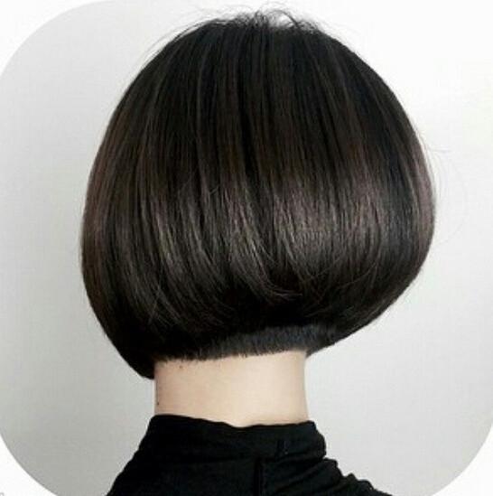 Back View Of Bob Haircuts  32 Latest Bob Haircuts for the Season Pretty Designs