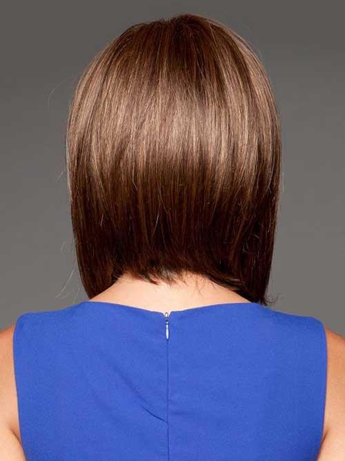 Back View Of Bob Haircuts  15 Long Bob Haircuts Back View
