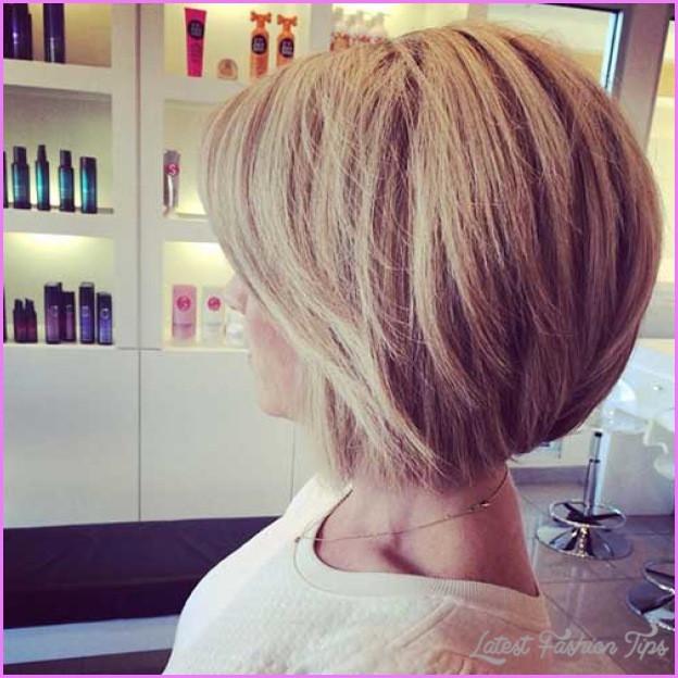 Back View Of Bob Haircuts  Back View Inverted Bob Haircut LatestFashionTips