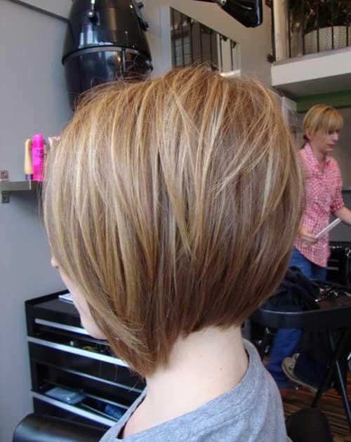 Back View Of Bob Haircuts  20 Bob Hairstyles Back View