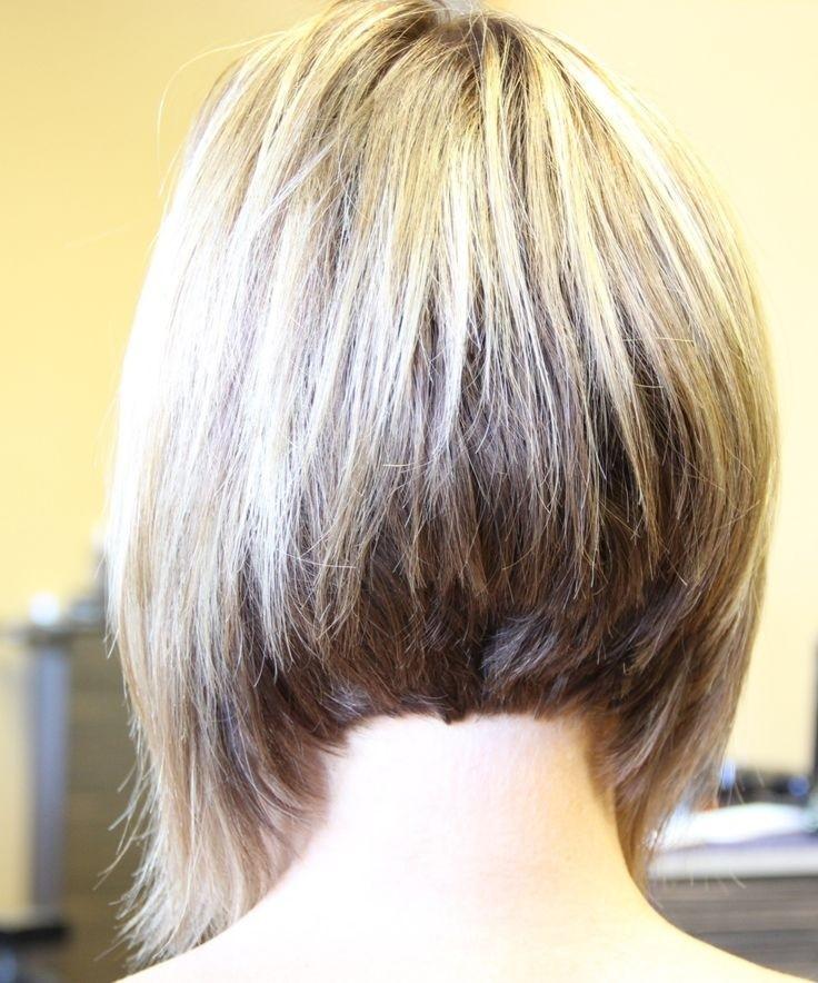 Back View Of Bob Haircuts  Long Bob Haircuts Back View