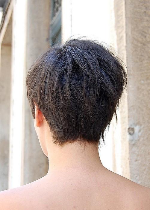 Back View Of Bob Haircuts  Short Bob Hairstyles