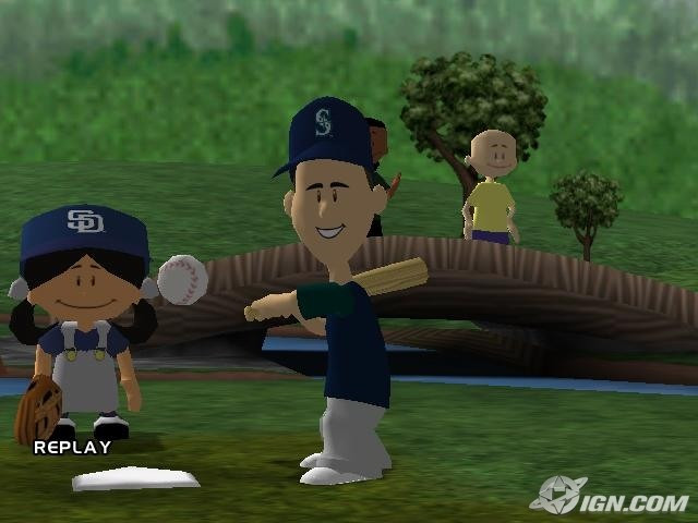 Best ideas about Backyard Baseball 2005 . Save or Pin Backyard Baseball 2005 Screenshots Wallpapers Now.