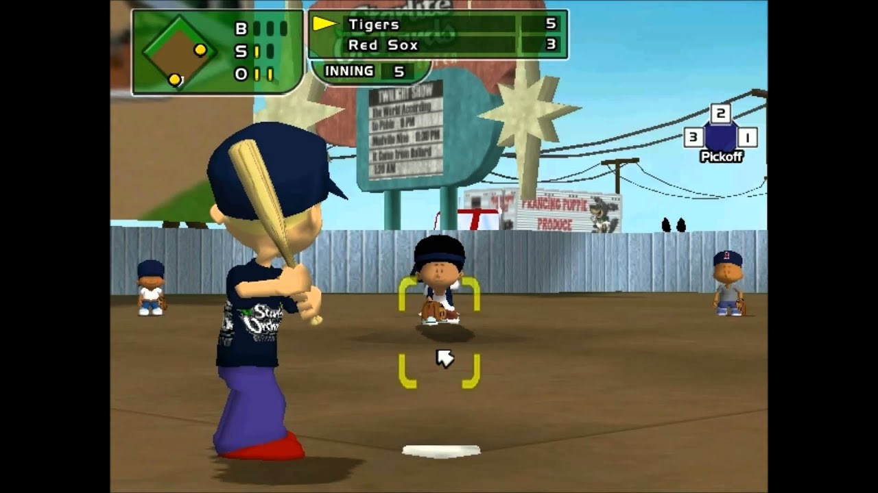 Best ideas about Backyard Baseball 2005 . Save or Pin Backyard Baseball 2005 Lets Play vs Tigers Now.