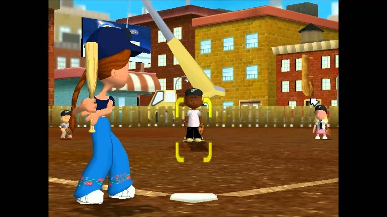 Best ideas about Backyard Baseball 2005 . Save or Pin Backyard Baseball 2005 Lets Play vs Marlins Now.