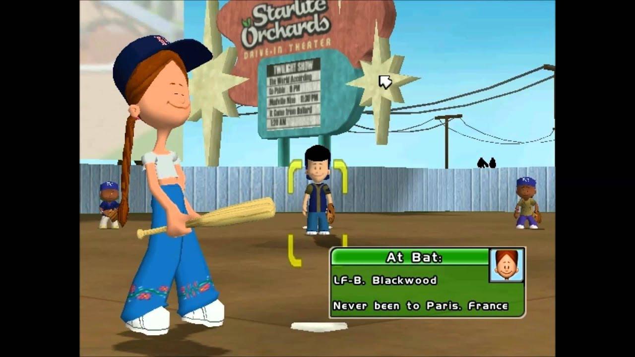 Best ideas about Backyard Baseball 2005 . Save or Pin Backyard Baseball 2005 Lets Play Vs Royals 2 Now.