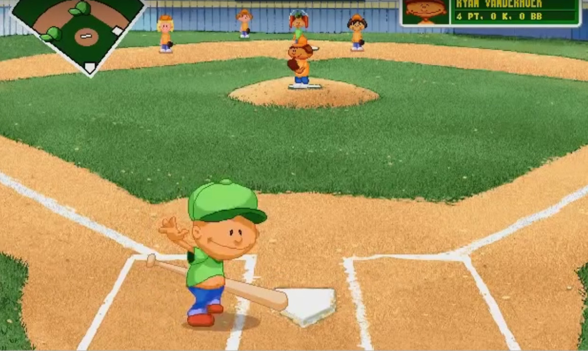 Best ideas about Backyard Baseball Players . Save or Pin Pablo Sanchez The Origin A Video Game Legend Now.