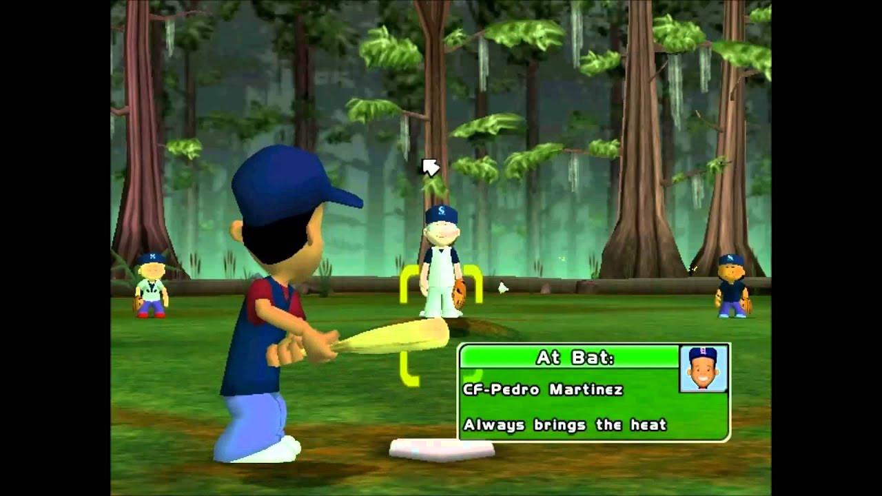 Best ideas about Backyard Baseball Players . Save or Pin Backyard Baseball 2005 Lets Play vs Mariners Now.