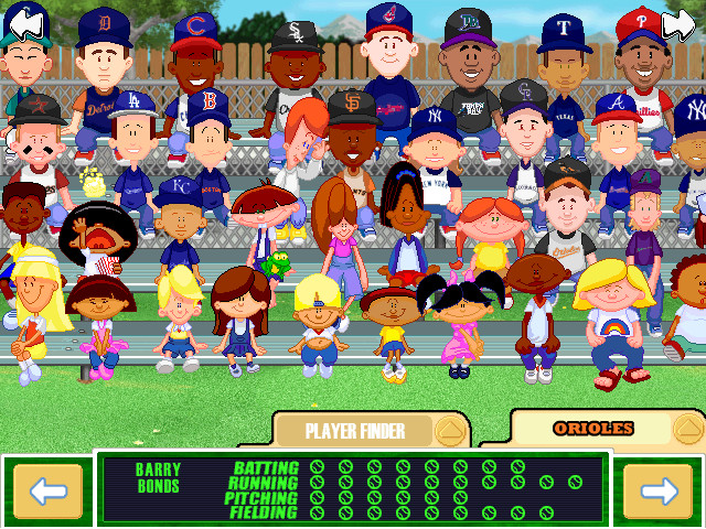 Best ideas about Backyard Baseball Players . Save or Pin The O s Take Over Junior Sports Neighborhood Backyard Now.