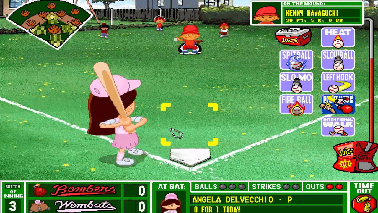 Best ideas about Backyard Baseball Players . Save or Pin Backyard Baseball 1997 The Worst Single Play Ever Now.
