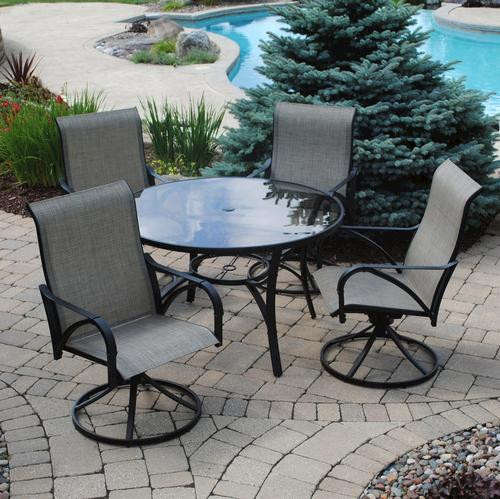 Best ideas about Backyard Creations Patio Furniture . Save or Pin Menards Patio Furniture Backyard Creations Now.