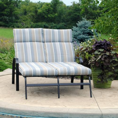 Best ideas about Backyard Creations Patio Furniture . Save or Pin Backyard Creations™ Pacifica Chaise Lounge at Menards Now.
