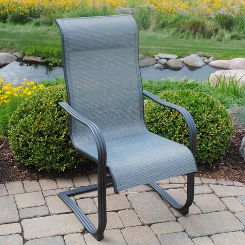 Best ideas about Backyard Creations Patio Furniture . Save or Pin Backyard Creations Brooklyn Dining Chair at Menards Now.