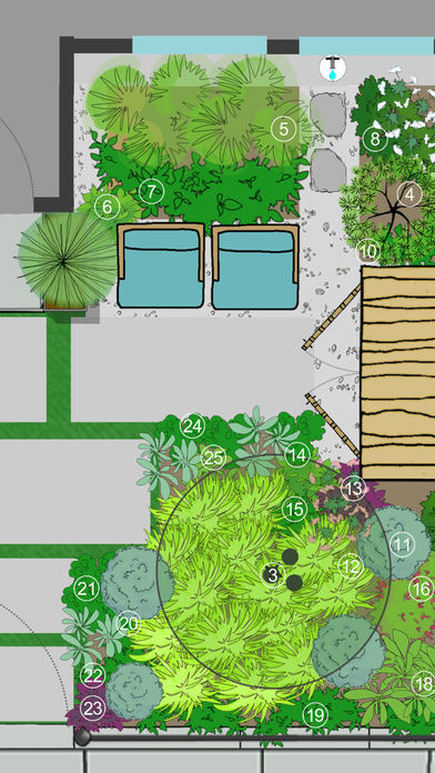 Best ideas about Backyard Design App . Save or Pin HOME OUTSIDE Landscape Design for Everyone on the App Store Now.