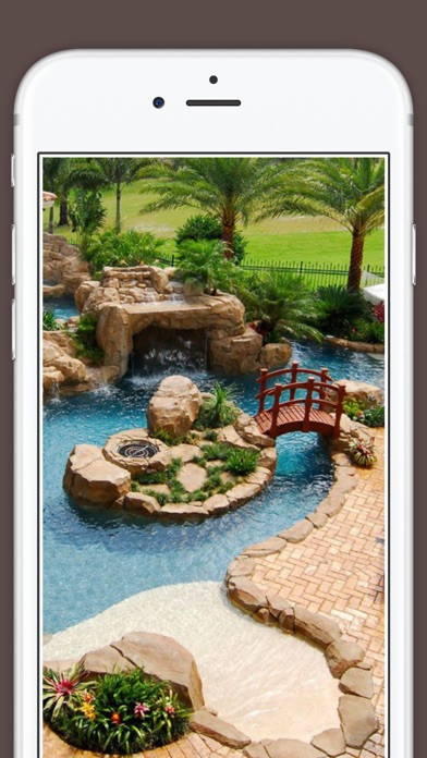 Best ideas about Backyard Design App . Save or Pin Yard & Garden designs Ideas with landscaping App Download Now.