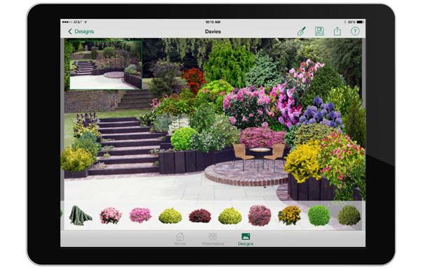 Best ideas about Backyard Design App . Save or Pin Unique Landscaping Design App 2 Garden Landscape Designs Now.