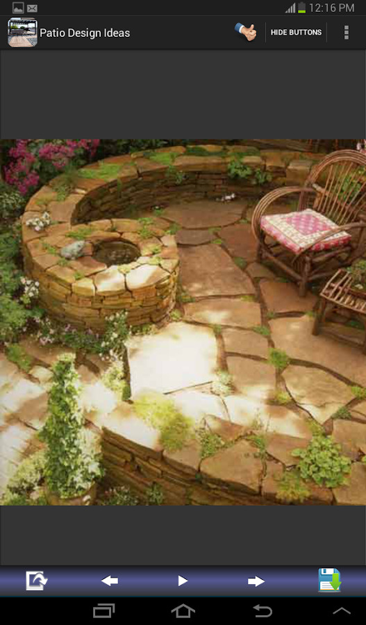 Best ideas about Backyard Design App . Save or Pin Patio Design Ideas Android Apps on Google Play Now.