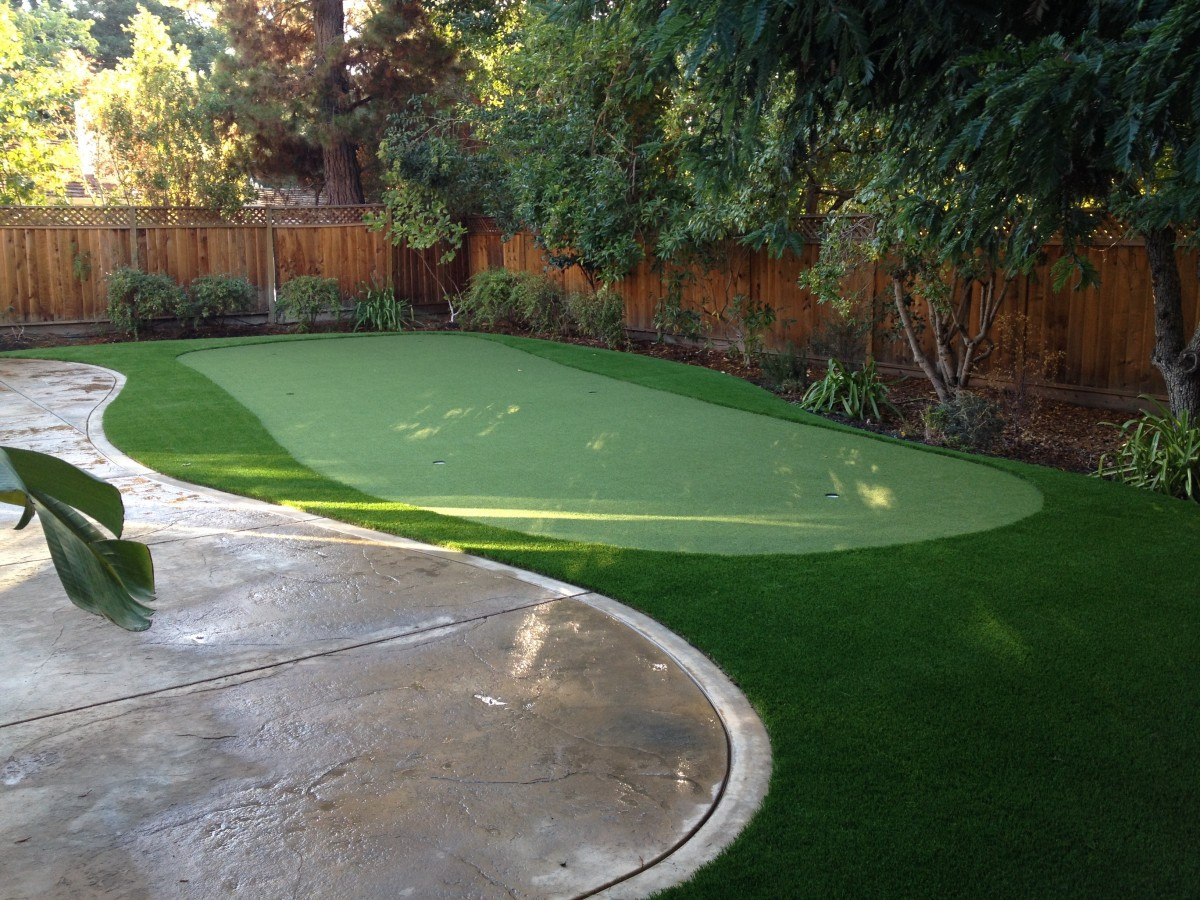 Best ideas about Backyard Putting Green . Save or Pin Backyard Putting Green Installation in Danville CA Now.