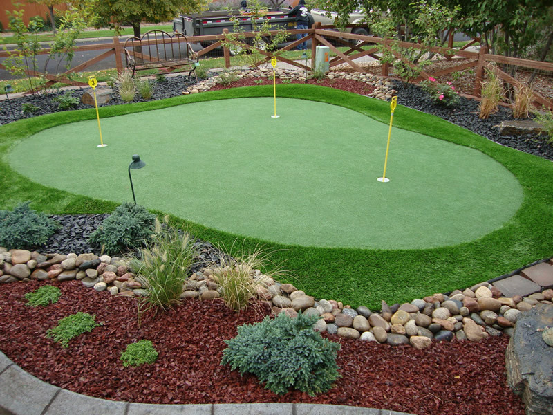 Best ideas about Backyard Putting Green . Save or Pin The Nitty Gritty Potager Garden Trends 2017 Now.