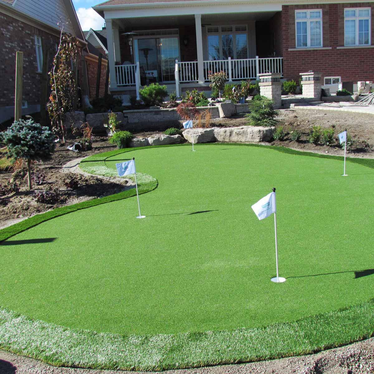 Backyard Putting Green DIY  19 Crazy Cool Backyard Putting Greens — The Family Handyman