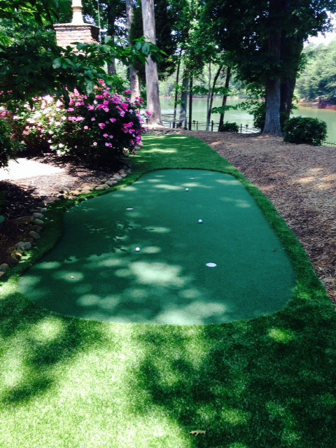 Best ideas about Backyard Putting Green . Save or Pin Do It Yourself Putting Greens Now.